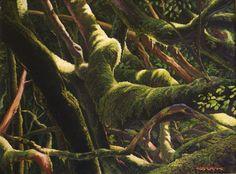 Alfombra Verde - Robert C. Murray II