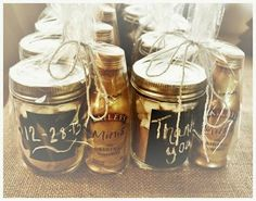 Hot Chocolate Party Favors  Winter Wonderland Baby Shower Hot Coco and Baileys for party favor