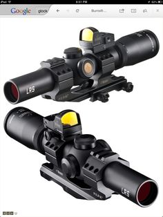 Buy the Burris Fullfield Tactical Rifle Scope with Fast Fire II Red Dot Reflex Sight and AR-P. Mount and more quality Fishing, Hunting and Outdoor gear at Bass Pro Shops. Survival Weapons, Weapons Guns, Guns And Ammo, Tactical Rifles, Firearms, Shotguns, Taktischer Helm, Military Guns, Air Rifle