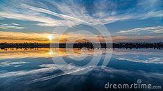 sunset-lake-shore-amazing-sky Sunset Lake, Lake Shore, Nature Photos, Sky, Amazing, Heaven, Heavens