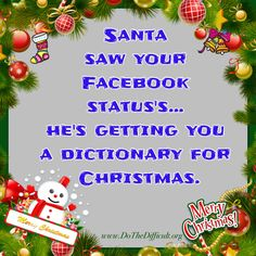 66 best Christmas quotes images on Pinterest | Christmas humor ...