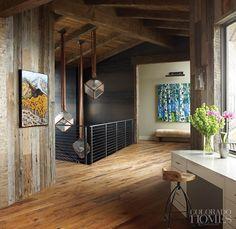a perfect hallway...