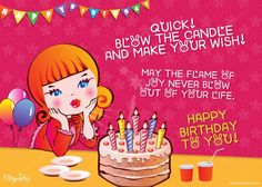 Best Friend Bday Cards Get Creative Birthday E Greeting From DDayWishes All For Free Contact