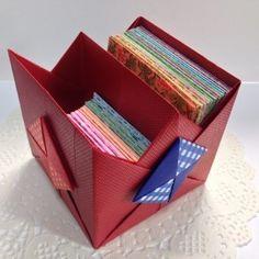 Origami for Everyone – From Beginner to Advanced – DIY Fan Gato Origami, Origami Mouse, Origami Fish, Origami Box Tutorial, Origami Instructions, Origami Paper Folding, Modular Origami, Origami Star Box, Origami Stars