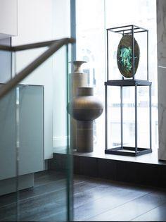 Solo exhibition Pleunie Buyink at Siematic Flagship Store Amsterdam photographer Roel van Koppenhagen Amsterdam, Art Pieces, Gems, Van, Store, Artworks, Rhinestones, Larger, Art Work