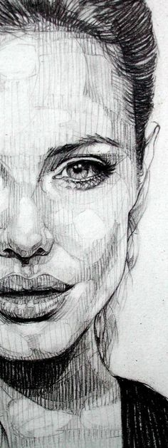 Drawing Portraits - Resultado de imagen de dibujos lapiz grafito paisajes Discover The Secrets Of Drawing Realistic Pencil Portraits.Let Me Show You How You Too Can Draw Realistic Pencil Portraits With My Truly Step-by-Step Guide. Portrait Au Crayon, L'art Du Portrait, Drawing Sketches, Art Drawings, Drawing Portraits, Pencil Drawings, Pencil Sketch Portrait, Pencil Sketching, Drawing Faces