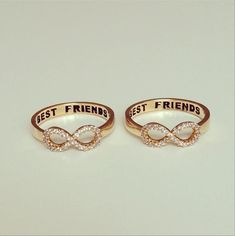 Get Infinity rings for your Best Friends (: @Savannah Hall Sheppard @Astrid Mendieta & all the other girls lol :3
