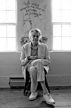 'Everything was beautiful and nothing hurt.' -Kurt Vonnegut