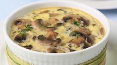Суп-жюльен из шампиньонов