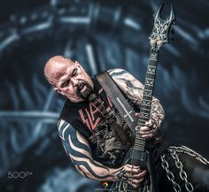 Kerry King! - Kerry King -Slayer  Hellfest 2016  All Right Reserved © 2016  FB: https://www.facebook.com/Sasametal/