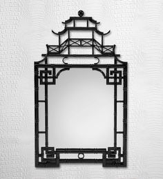 Every room needs a mirror, but this is the finishing touch for my room. #zgallerie