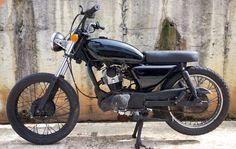 My very first bike,sym wolf classic 125