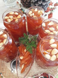 Jam Recipes, Recipies, Cooking Recipes, Cooking Spoon, Panna Cotta, Sweets, Syrup, Ethnic Recipes, Food