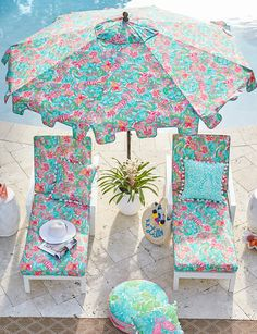 Home Pottery Barn X Lilly Pulitzer Palm Beach Style