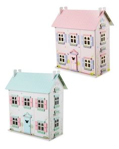 Spark their imagination with this stunning wooden Doll's House. The perfect birthday or Christmas present, find it online now and in store Thursday at our Toy Event. Wooden Dollhouse, Wooden Dolls, Christmas Presents, Xmas, Holiday Decor, Jasmine, Birthday, Imagination, Thursday