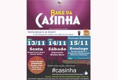Esperamos você para fazer muita festa neste fim de semana! #portoalegre #casinha
