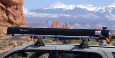 Road Shower - The Rack Mounted Solar Shower