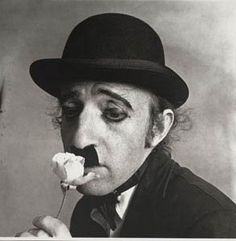 Woody Allen by Irving Penn