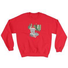 Ugly Xmas Sweater for Boys Girls Kids Youth White Christmas Unicorn Sweatshirt