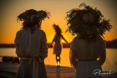 Lithuanian Flag, Think, Summer Solstice, Riga, Folk, Beautiful, Lady, Photography, Inspiration