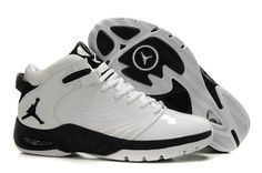 Air Jordan New School White Black $80.52