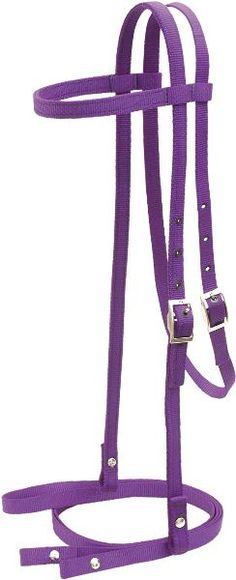 Abetta Hot Color Nylon Bridle