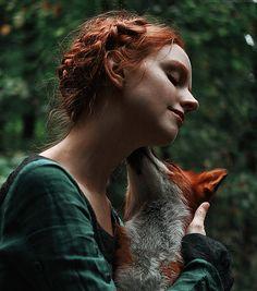 Redheads' stories | Foxes by Alexandra Bochkareva on 500px
