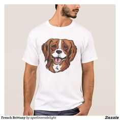 French Brittany T-Shirt