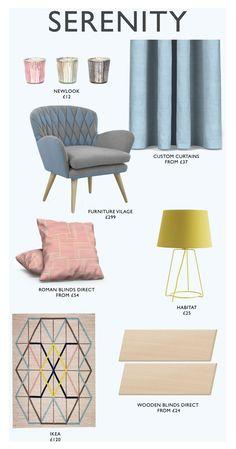 #igdtrends  #inspiration #roomset #interior #design #pantone  #pastels #rosequartz #serenity