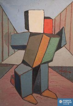 L'art du cubisme sentimental de PARIS Michel