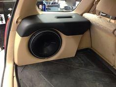 Subaru with Hertz, Rockford, and a fiberglass enclosure - Car Audio | DiyMobileAudio.com | Car Stereo Forum