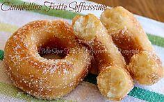 Ciambelline fritte sofficissime ricetta senza uova