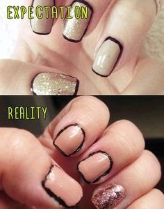 15 Best Nail Art Fail Images On Pinterest Fail Nails Nail Artist