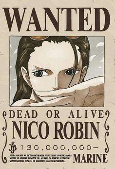 "| ""Demon Child"" Nico Robin | Dressrosa Episode 746 |"