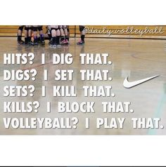 Volleyball Quotes. Follow us.Follow
