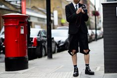 Street Style: The Top 110 Men's Looks of 2015 Photos | W Magazine