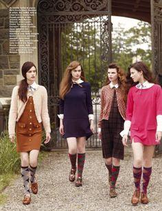 Vogue Italia August 2013