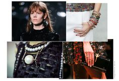 2015 bijoux tendances bijoux de la Fashion Week printemps-été 2015