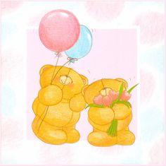 Celebrating June ♡ Forever Friends  tjn