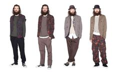 Men's hipster fashion | www.sunpin.org