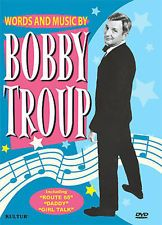 WORDS & MUSIC BY BOBBY TROUP NEW DVD