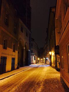 Prague @ night