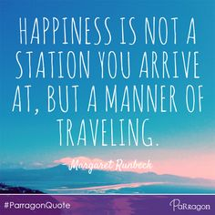 Happy Friday! Today's #ParragonQuote is about #happiness. Share it with your friends! #QuoteoftheDay #InspirationalQuote