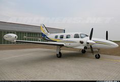 Piper PA-31T1-500 Cheyenne I aircraft picture