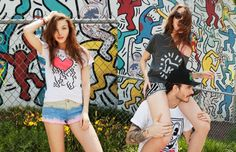 Obey x Keith Haring capsule collection