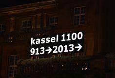 1100 Jahre Kassel. Lasst uns feiern.