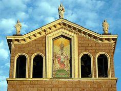 Tindari (Me) - Santuario della Madonna Nera