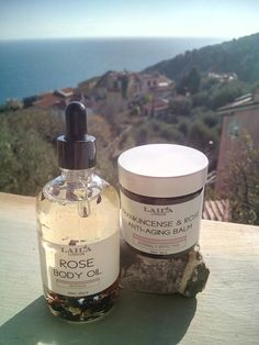 Laila London natural skincare and body care products all 100% natural and organic