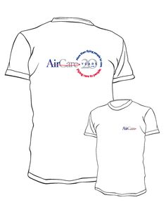 University of Mississippi Medical Center - AirCare T-Shirt (May 2016)