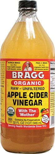 Braggs Apple Cider Vinegar: Drink Recipe